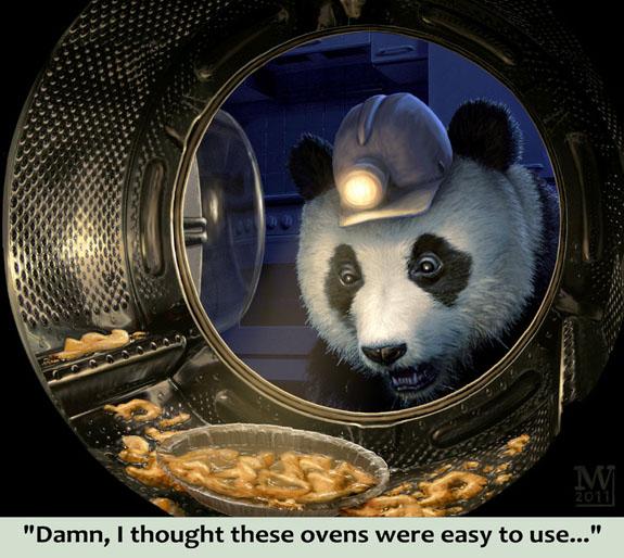 panda-pun